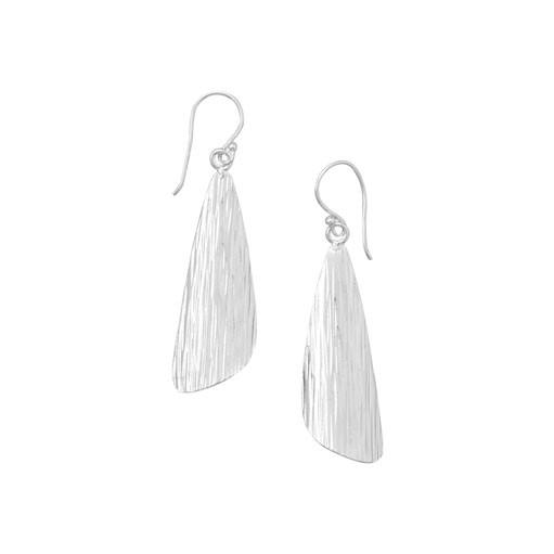 Angled Tri Shape Earrings
