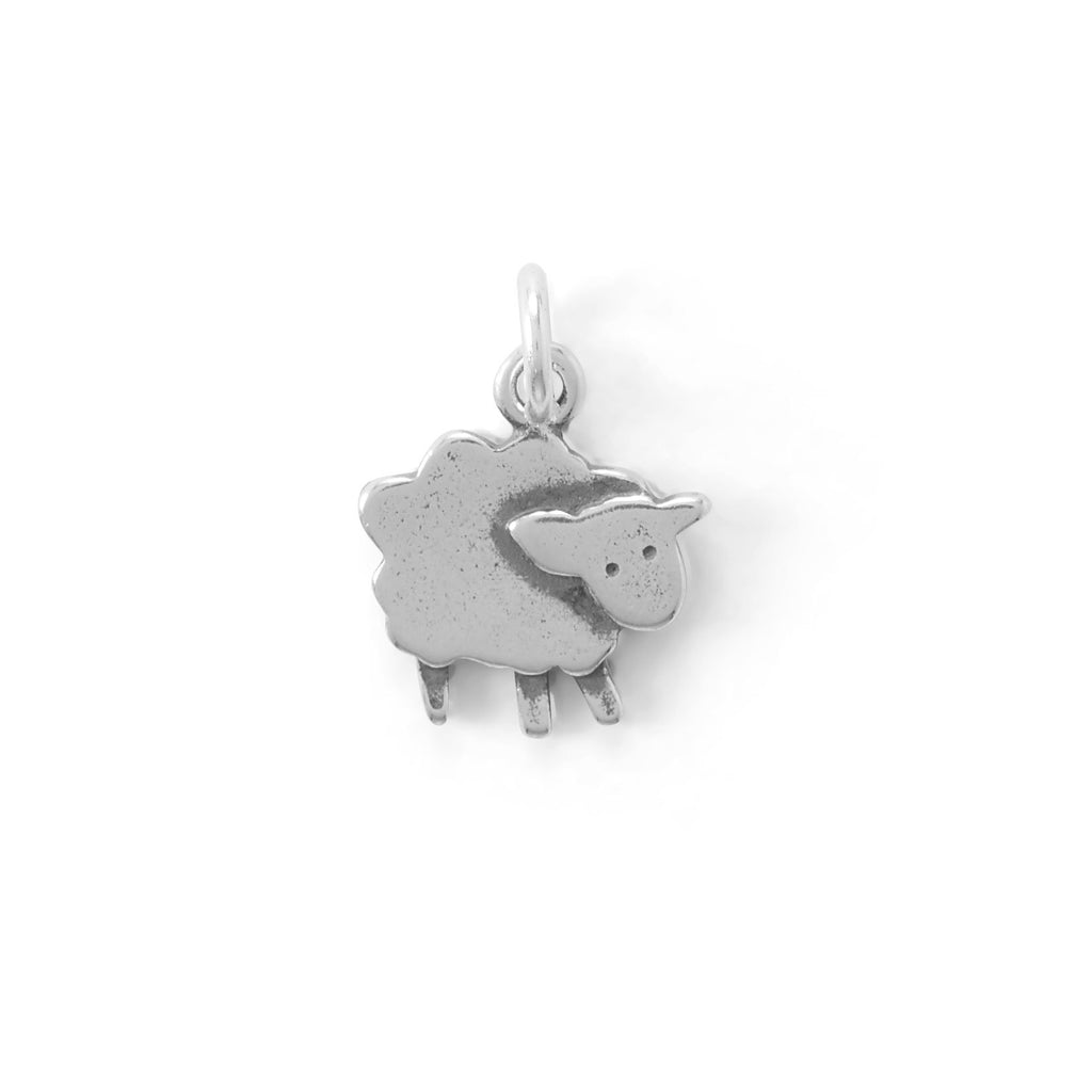 Cute Little Lamb Charm