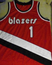 Load image into Gallery viewer, Rod Strickland Portland Trail Blazers Basketball Jersey
