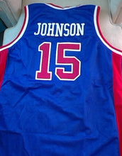 Load image into Gallery viewer, Vinnie Johnson Detroit Pistons Basketball Jersey