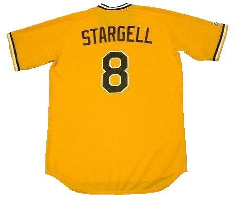 Willie Stargell 1979 Pittsburgh Pirates Throwback Jersey