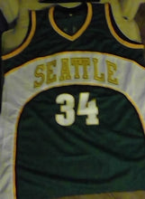 Load image into Gallery viewer, Xavier McDaniel Seattle Sonics Basketball Jerse