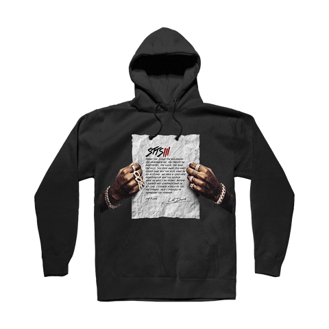 STTS 3 Message Hoodie + Digital Album