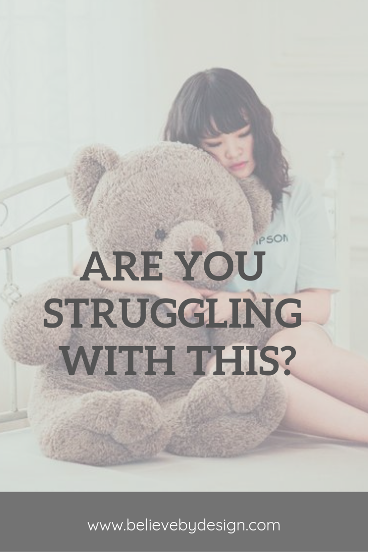Are you struggling with this?