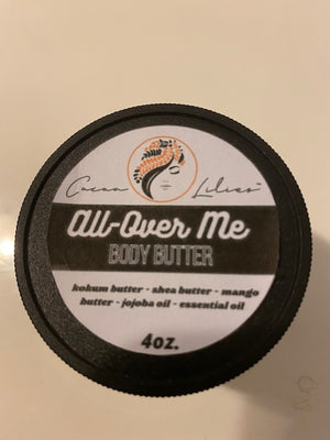 All over Me Whipped Butter