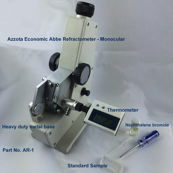 Economic Abbe Refractometer, Monocular