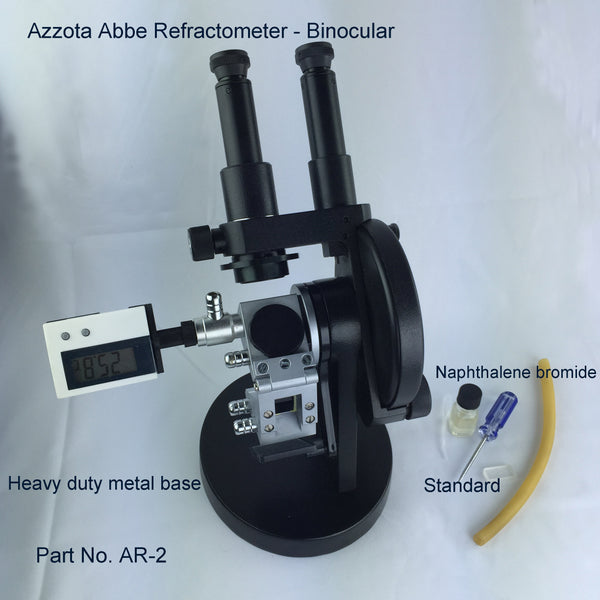Economic Abbe Refractometer, Binocular