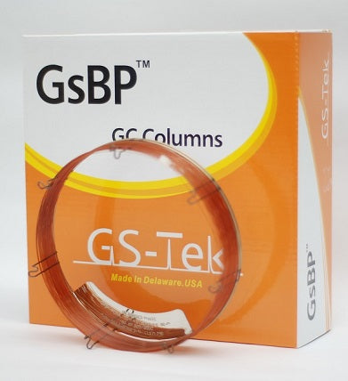 GsBP® GC Column, GsBP-1MS, 30m x 0.25mm x 0.25um