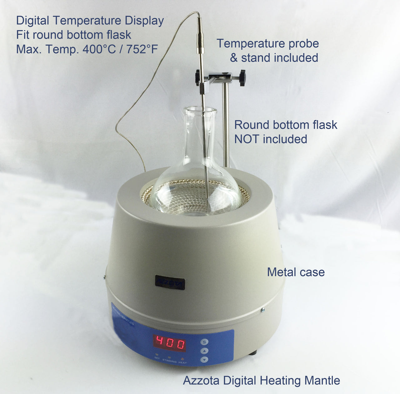 Digital Heating Mantle, 1000ml
