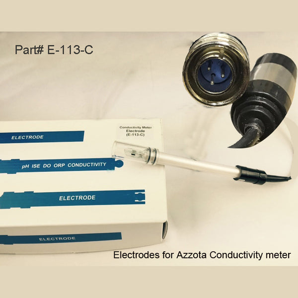 ELECTRODE for Azzota Conductivity Meters
