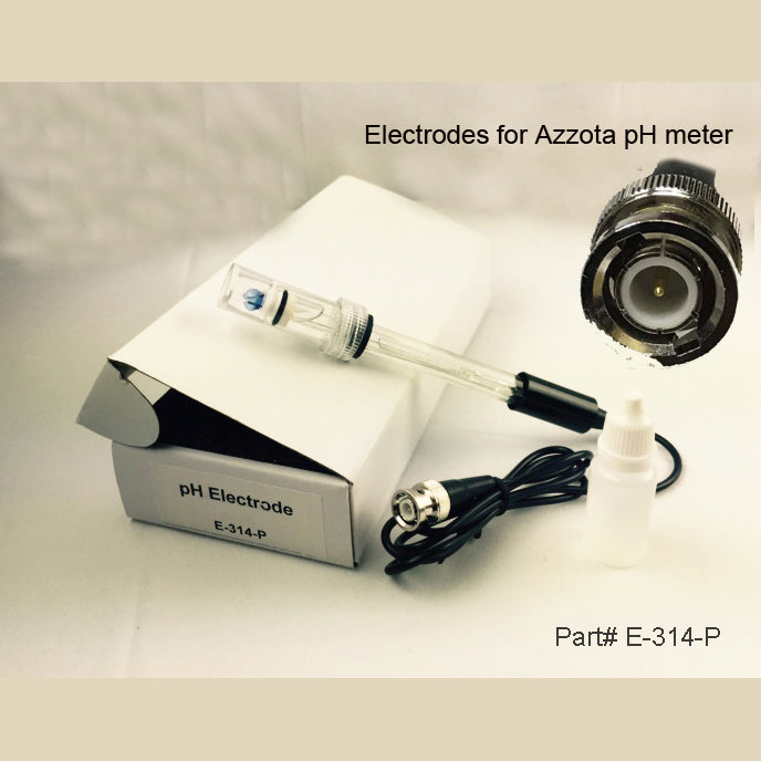 Glass Electrode for Azzota pH meters