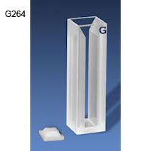 10mm Pathlength Micro Standard Cuvette - 1.4ml