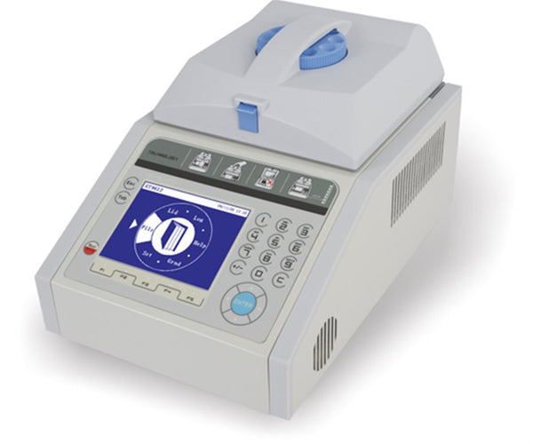 Gradient PCR, LCD Display