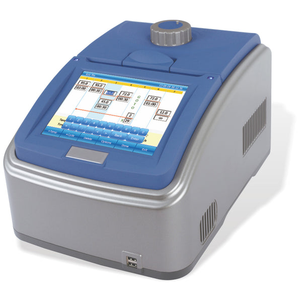 Gradient PCR, Touchscreen