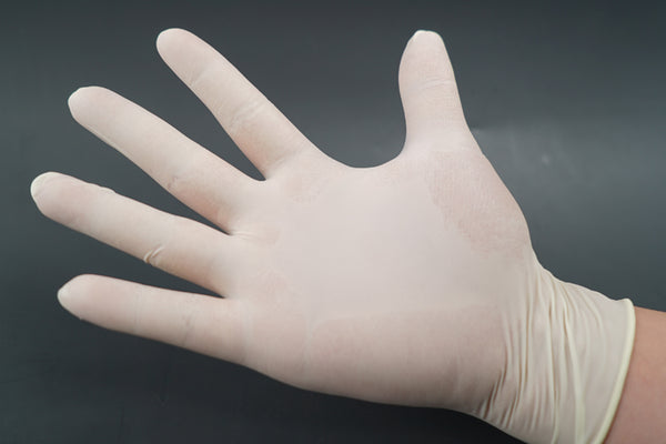 Latex Powder Free Examination Gloves Case of 1000 pcs