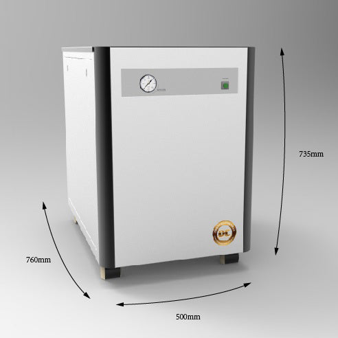 Nitrogen Generator - NiGen LCMS 32.1 safe and efficient laboratory nitrogen generator