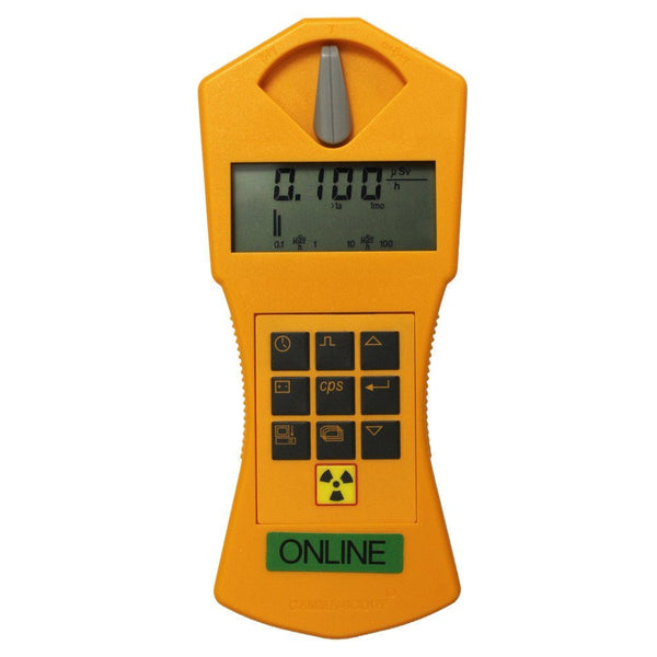 Gamma-Scout Brand Geiger Counter, Online Model