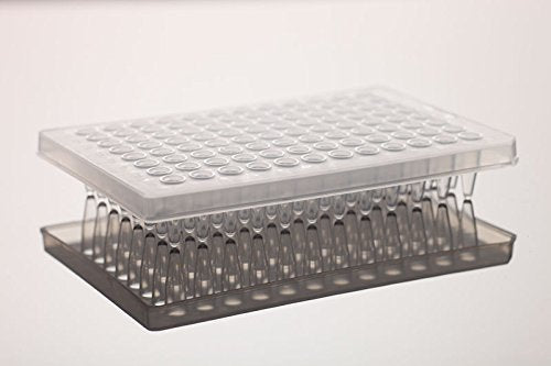 PCR Plates, 96 Well, 0.2ml, Non Skirted, Clear