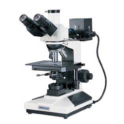 Azzota® Reflected & Transmitted light Microscope
