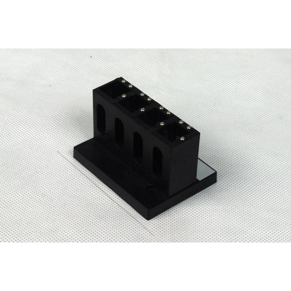 4-Cell Holder for 10mm Square Cuvette used for all Azzota sepctrophotometers