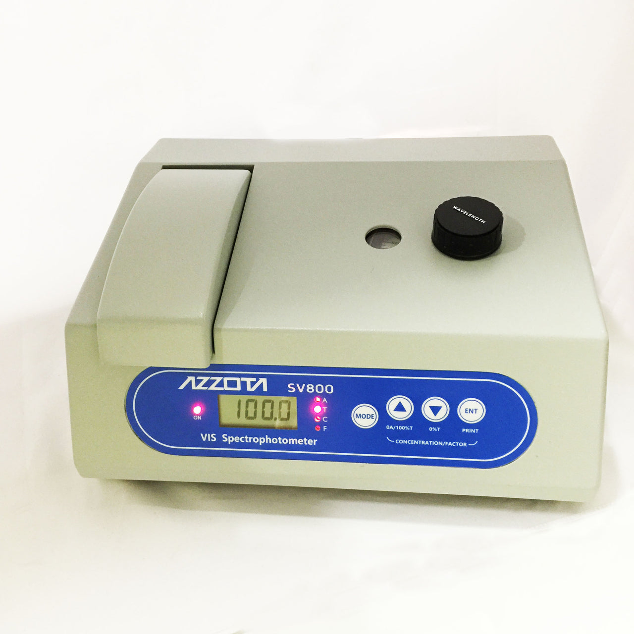 Education Visible Spectrophotometer Azzota SV800