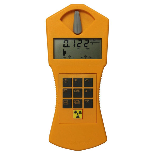 Gamma-Scout Brand Geiger Counter, Standard Model