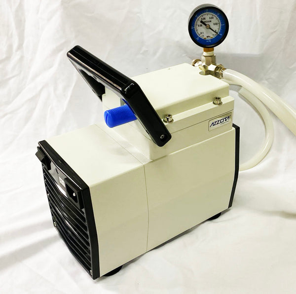 Azzota® Vacuum Pump, single head, 30L/min