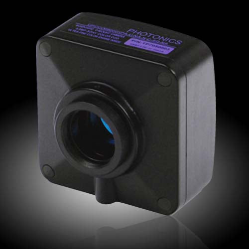 5.1M C-Mount or Eyepiece CCD Camera with Software
