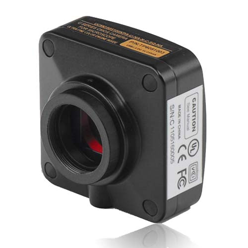10.0MP C-Mount or Eyepiece CMOS Camera with software
