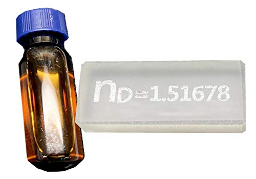 Refractometer Calibration Kits, nD=1.51678 Bromonaphthalene