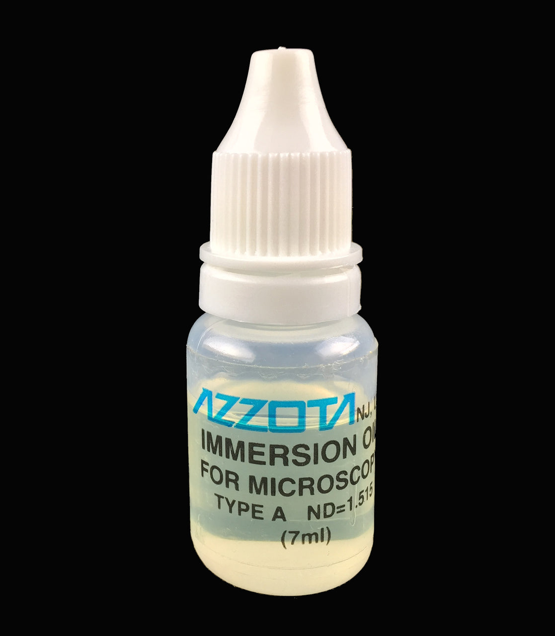 Microscope Immersion Oil