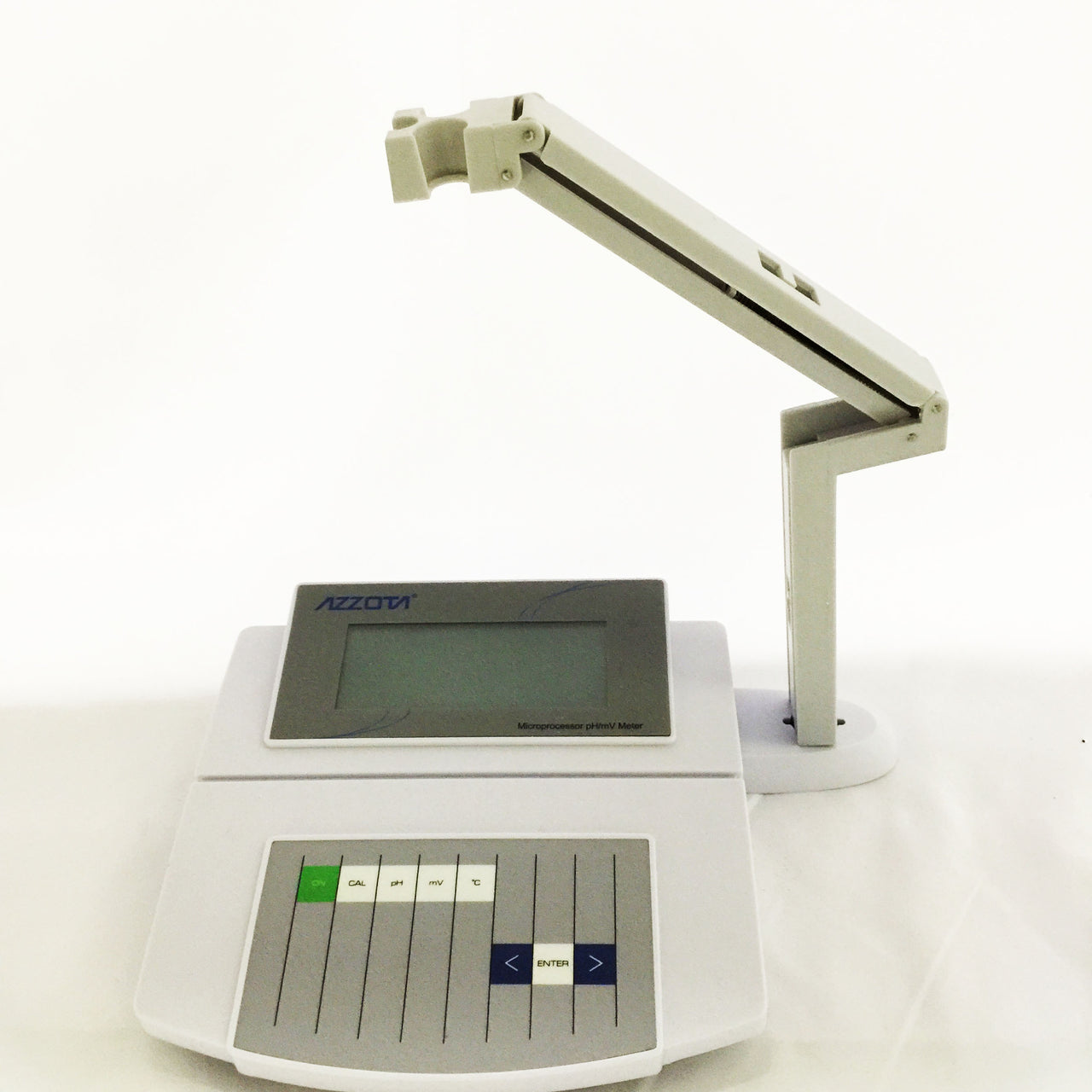 Electrode Stand for Azzota pH meters can hold Electrodes and Temp Probe