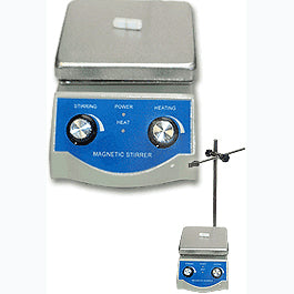 Economical magnetic stirrer hotplate for small lab or students, 1000ml