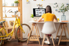 Simple Small Ways To Make Your Home Office More Awesome