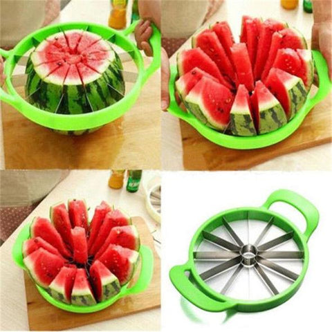 Handy Watermelon Slicer with sliced water melon