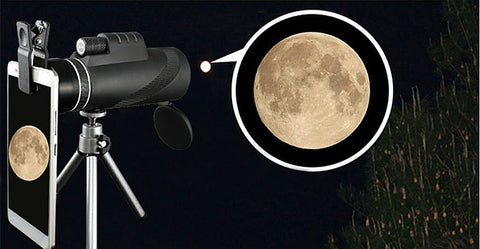 Night Vision Monocular captures