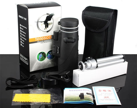 Night Vision Monocular package