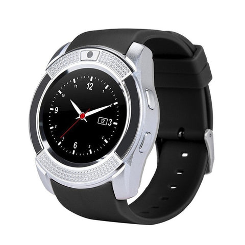 Touch Screen Wristwatch