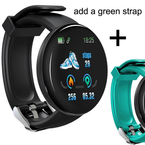 Waterproof Sport Tracker Bluetooth Smartwatch