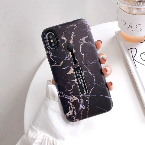 3D Relief Loop Ring Phone Cases - Sugarcola