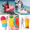 Image of awesome pool floats
