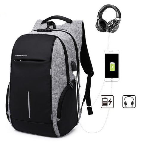 anti pickpocket backpack by Sugarcola.com