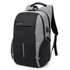 Image of Grey anti pickpocket backpack by Sugarcola
