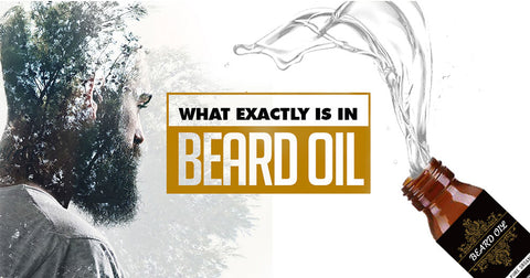BEARD & MOUSTACHE - BALM + OIL - 100% ORGANIC