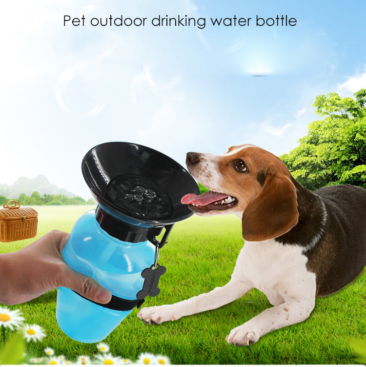 500ml Dog Drinking Water Dispenser - Sugarcola