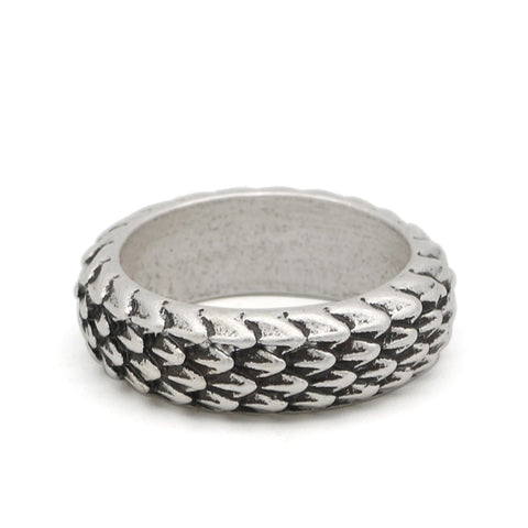 Viking Dragon Amulet Ring