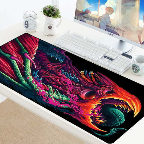 Large Hyper Beast Gaming Mouse Pad