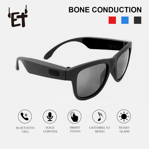 Wireless Bluetooth Headsets Smart Glasses