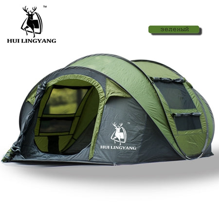 Outdoor Camping Beach Open Tent