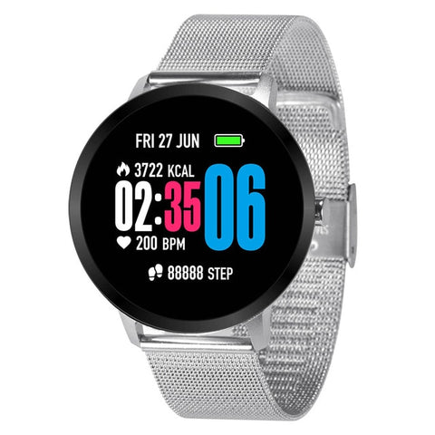 Fitness Tracker Heart Rate Smartwatch